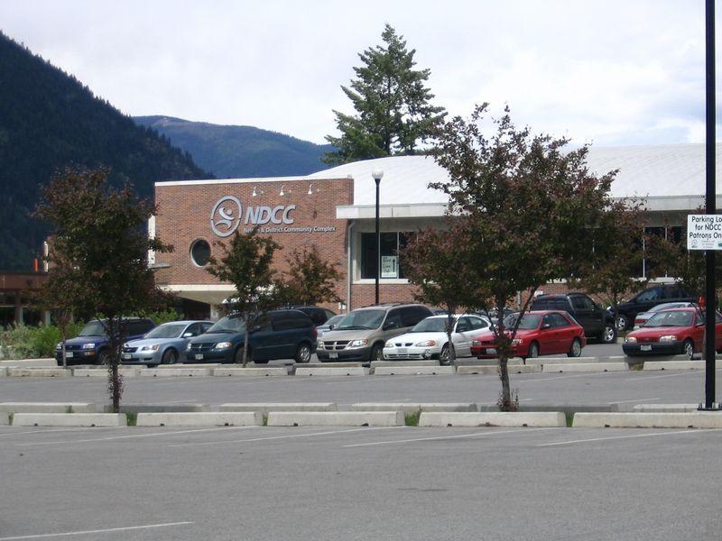 Nelson District Community complex NDCC