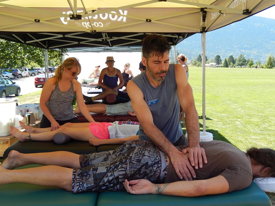 Massage Course Canada