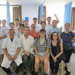 KCCIHS trip to China