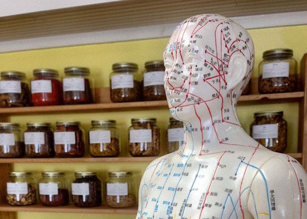 acupuncture points